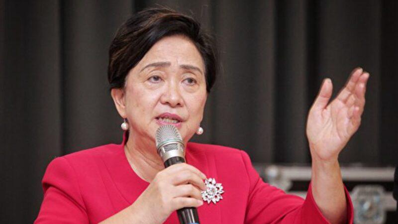 """香港立法会前议员:中共开着卡车碾碎""""一国两制"""""""
