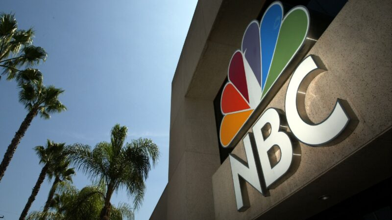促谷歌广告禁2保守派网站 NBC遭舆论抨击