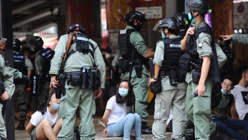 陈破空:土共夺取香港,恶法超乎想像!