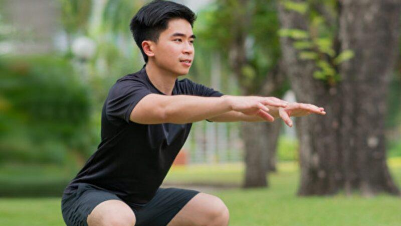 医师推荐增肌运动前3名 强身、增骨密度(组图)