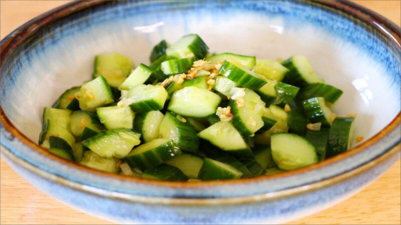 【美食天堂】私房涼拌黃瓜~只需5分鐘!夏天必吃!家常料理食譜 一學就會