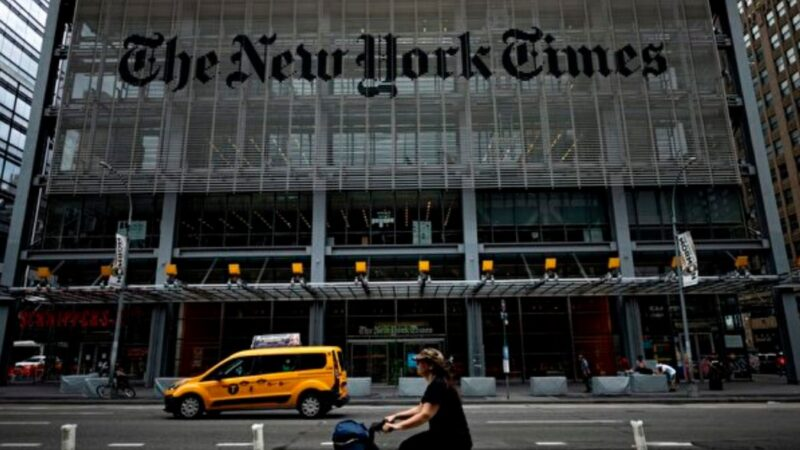 人权组织谴责《纽时》歧视受迫害信仰群体