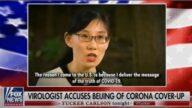 【今日点击】与闫丽梦多次会谈 病毒专家:中共瞒疫无疑