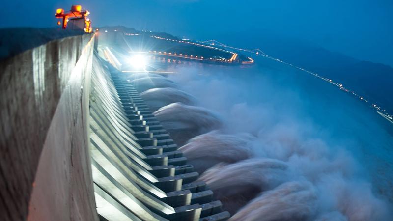 三峡大坝变形渗漏 中共专家仍狂言:大坝可挡核武