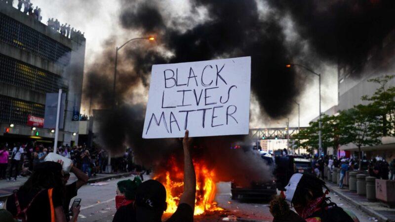 """【名家专栏】""""黑人命也是命""""运动之虚伪性"""