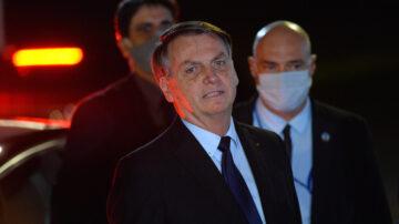 巴西总统确诊染疫 欧洲经济衰退超预期