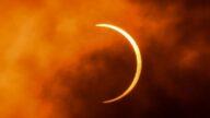 日食带横贯中国 预兆:习失权 中共亡