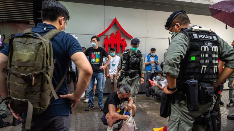 【天亮时分】香港国安法通过 大抓捕在即 习近平赌上了中共的命