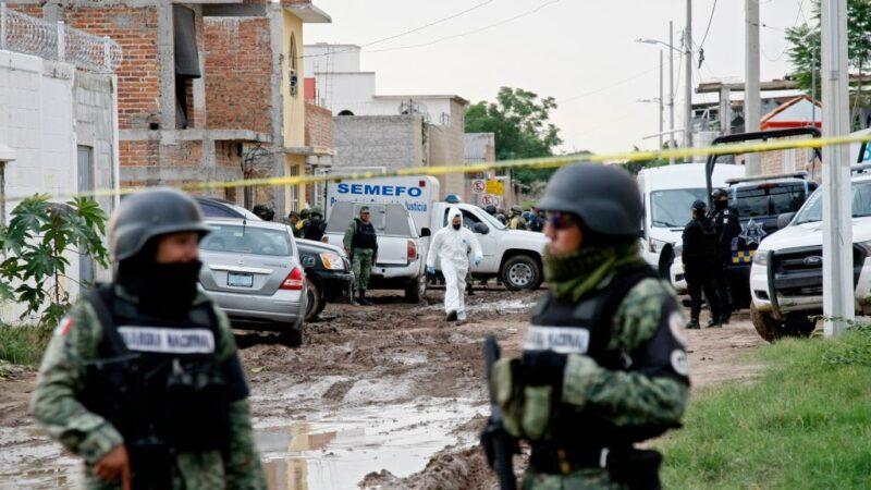 墨西哥歹徒持枪闯戒毒所 乱枪扫射至少24死7伤