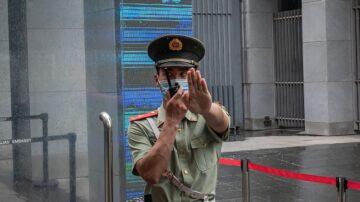 美国警告公民在华被抓风险上升