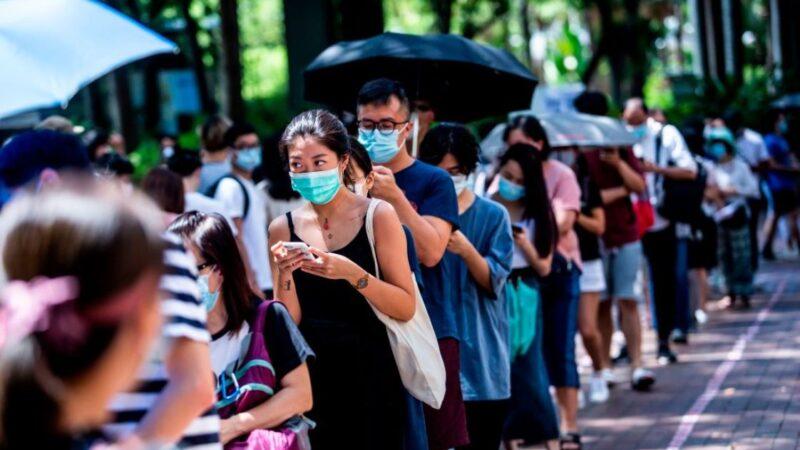 《石涛聚焦》香港人太伟大!逾60万参加民主派参选投票 向国安法说不!