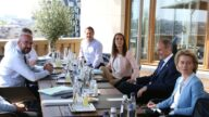 歐盟疫情紓困談判陷僵局 峰會延至第三天