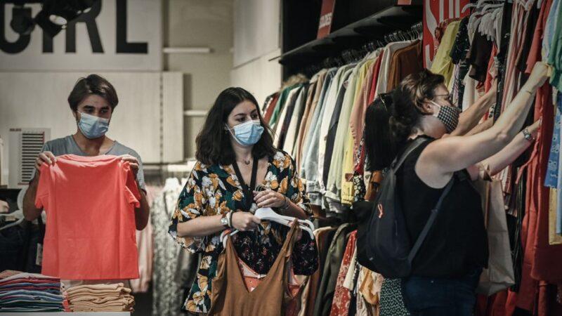 防疫情再爆發 法國室內公共場所強制戴口罩