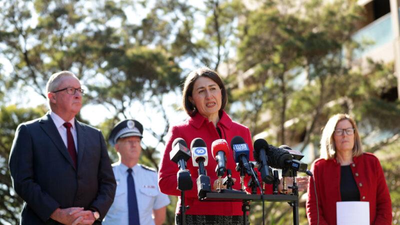 澳洲百年首见 为防疫关闭两州间边境