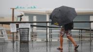 熱帶風暴登陸紐約 帶來大雨和強風