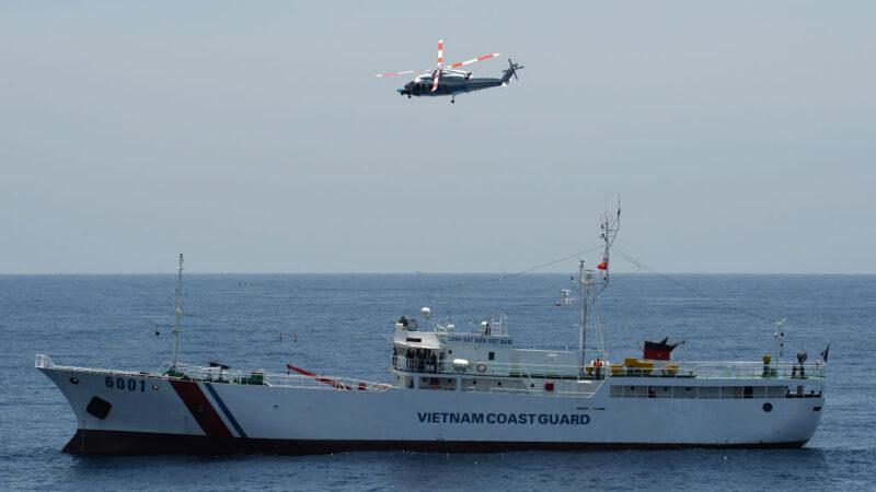 南海緊張升溫 越南向日本借錢建6艘巡邏艦