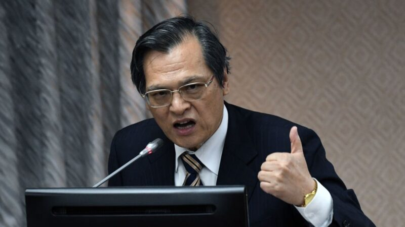 香港2名駐台人員被拒簽 台灣強硬回擊中共