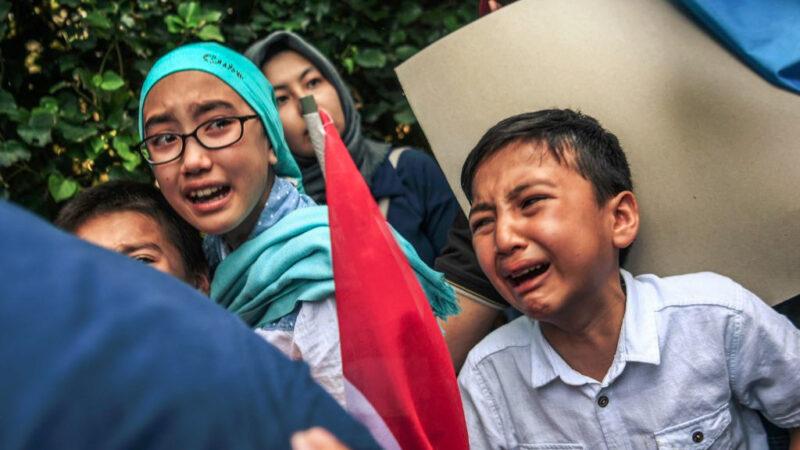 維吾爾團體上告國際刑事法院 控訴中共種族滅絕罪