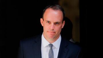塑造全球領袖角色 英國宣布制裁人權侵犯者