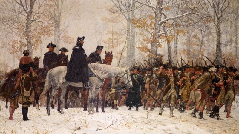 【华盛顿将军系列故事】1776年寒冬 撤退新泽西