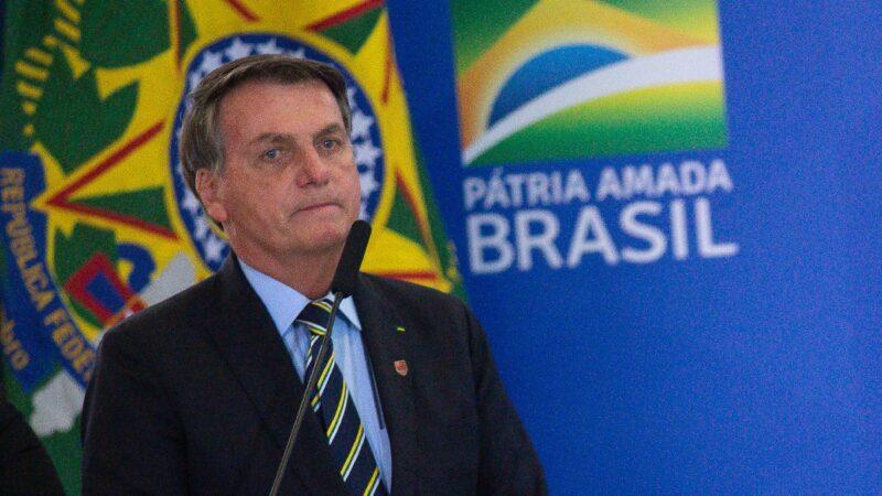 巴西總統中招 中共病毒檢測呈陽性