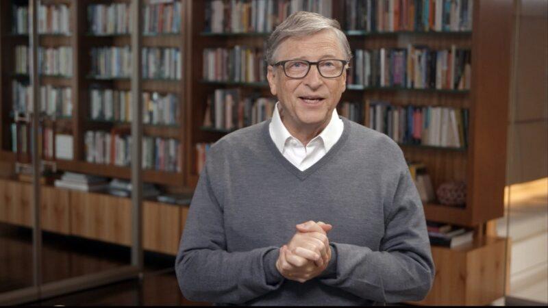 比爾蓋茨:人類面臨2大威脅 防下次全球大疫