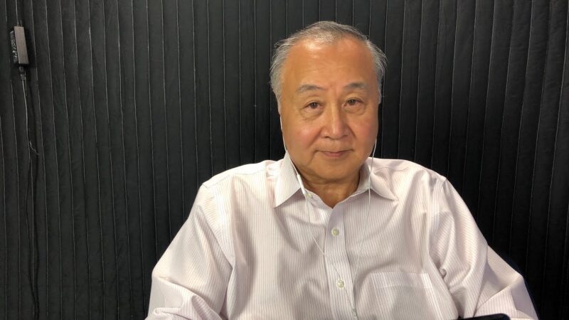 【蕭茗看世界】就川普行政令 香港局勢 南海台海局勢採訪袁弓夷