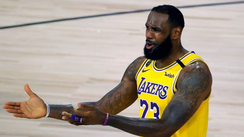 NBA遇中国人权问题就双标?美国球评点出背后主因