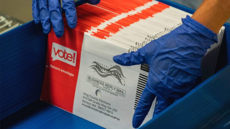 纽约邮件投票受质疑 川普吁民主党初选重新举行