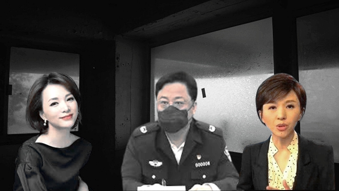 傳央視董卿、歐陽夏丹被中紀委帶走 涉孫力軍醜聞