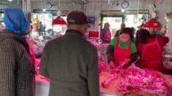大陆猪肉价飙涨85% 民众:早已吃不起!