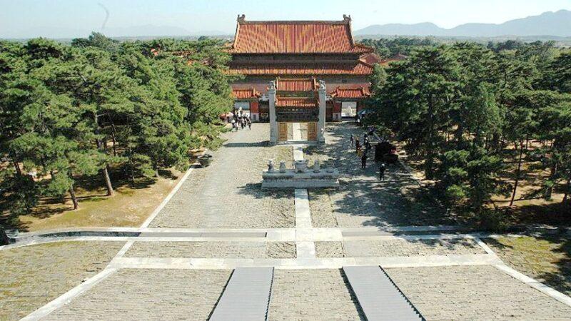 清东陵唯一没被盗掘的皇陵 只因康熙曾流下一句话