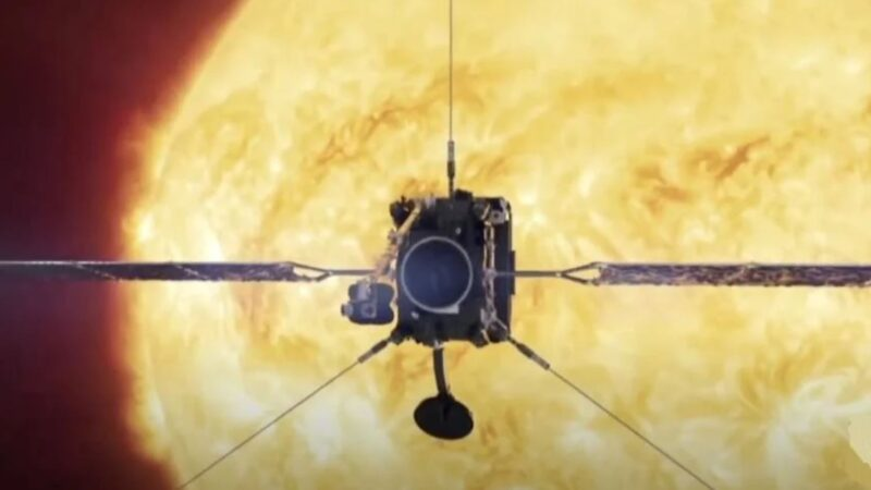 太陽表面像人體細胞結構 日冕溫度超過100萬攝氏度