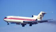 美老太花2000元买报废波音727  改建成客机豪宅