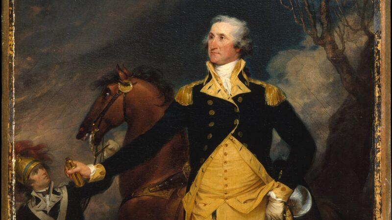 华盛顿将军系列故事:阿逊平克溪战役