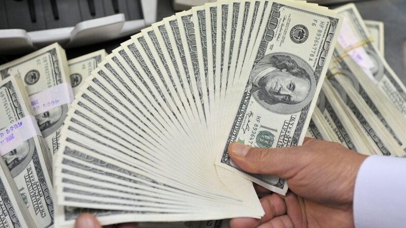 【名家专栏】谁剥夺了美国人的真正货币?