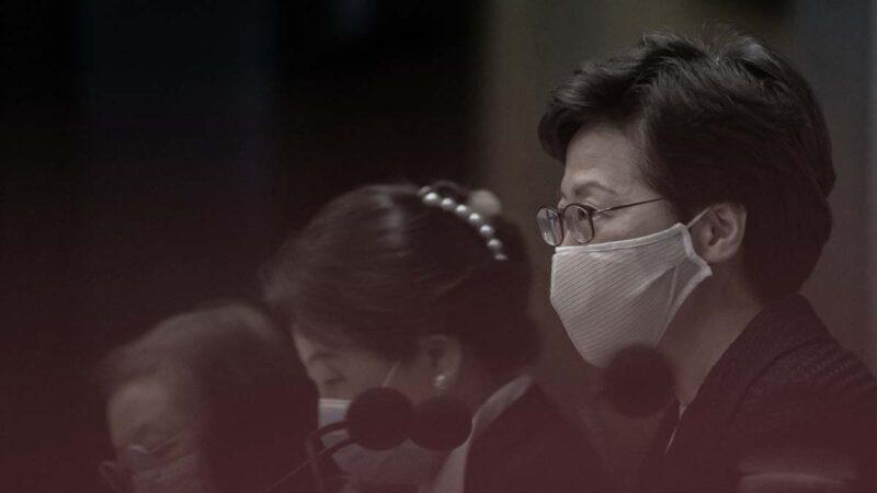 林郑宣布推迟立法会选举1年 黄之锋批政治舞弊