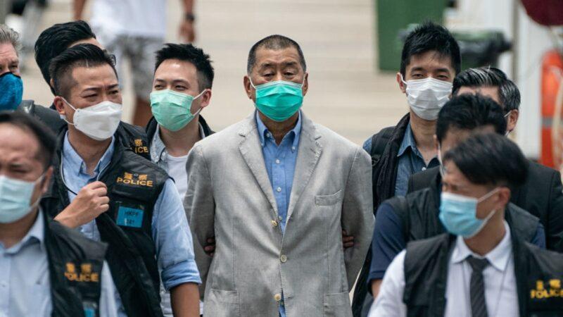黎智英辞任壹传媒主席兼执董 专家:恐送中国审判