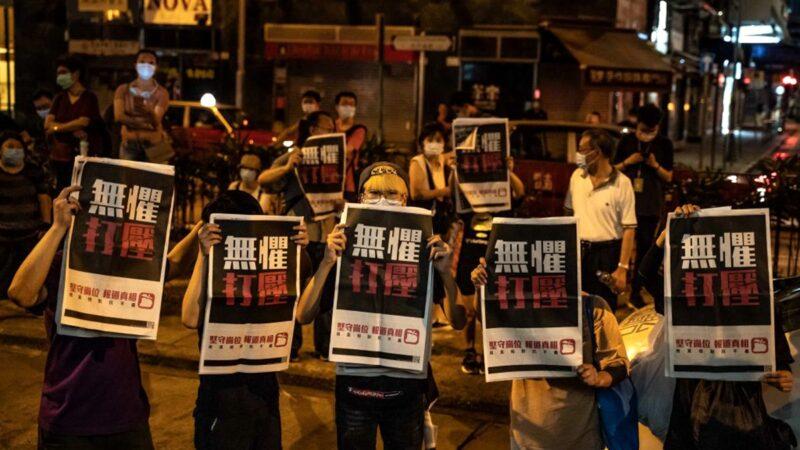 """中共为什么要杀香港这只""""下金蛋的鹅""""?"""
