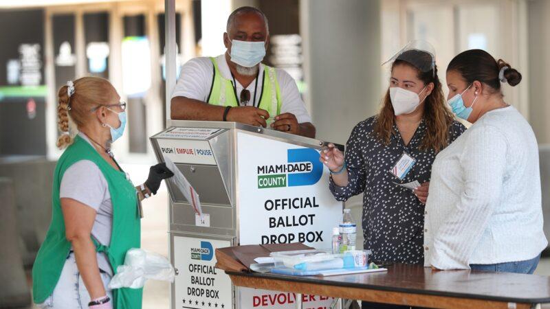 【名家專欄】郵寄投票選舉構成嚴重安全風險