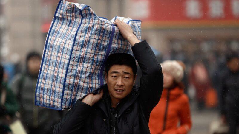 大陸農民進京打工 講述「刷臉」的故事