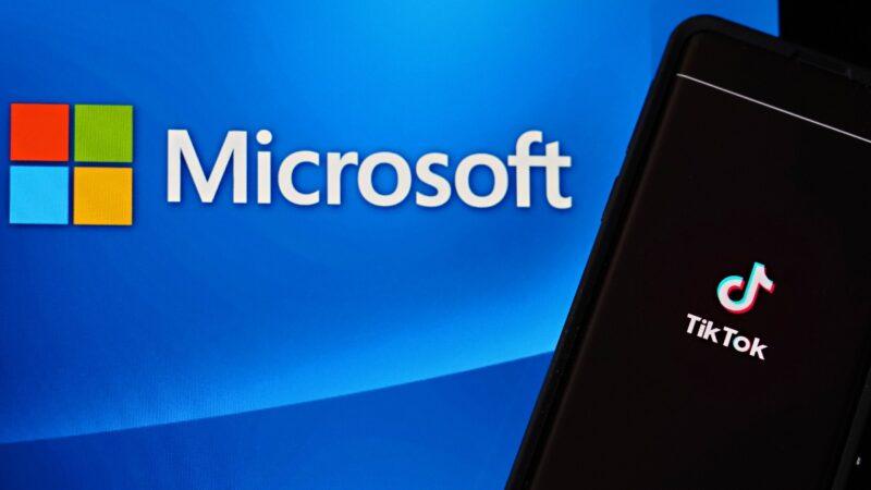 收购TikTok难保安全 微软与中共关系受审查