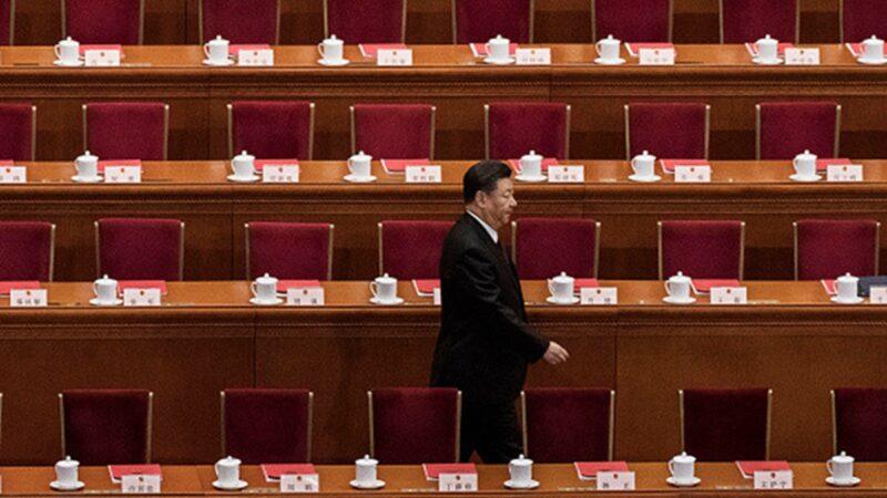 """习近平""""发明""""新名词 泄露中南海双重危机"""