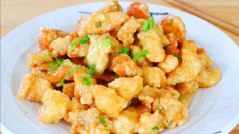 【美食天堂】酥脆檸檬雞食譜~酸甜可口人人愛!家常料理食譜 一學就會