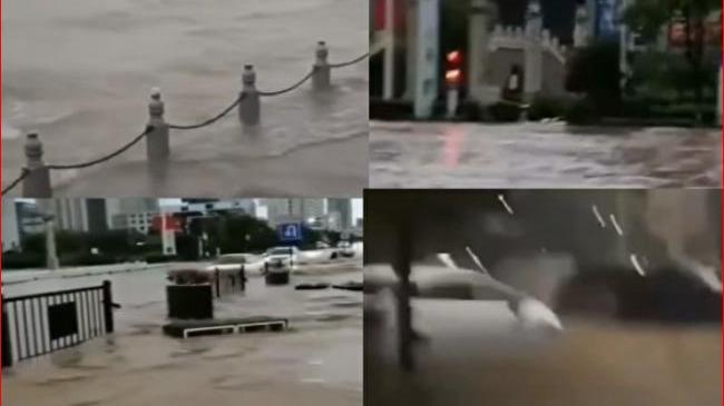 长江干流全线超预警  巢湖水位创历史新高