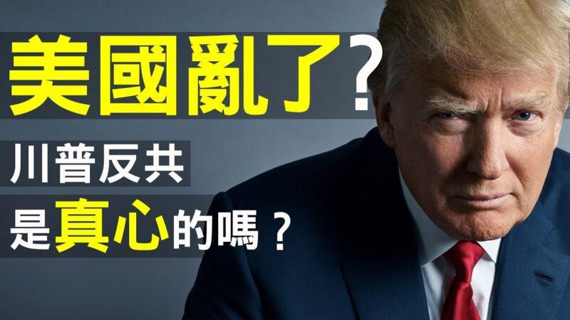 【老北京茶館】美國到底有多亂?川普滅共是真心的嗎?