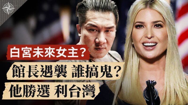 【十字路口】白宫未来女主?馆长遇袭 谁搞鬼?