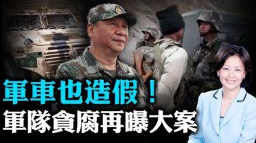 【热点互动】军车也造假 军队贪腐再曝大案