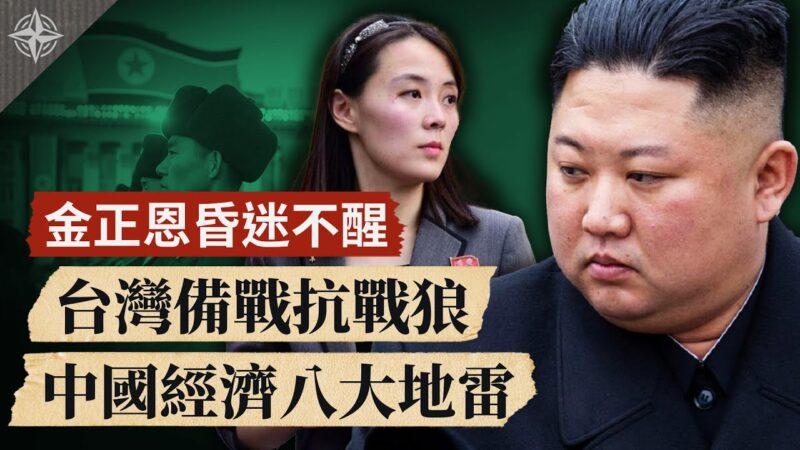 【十字路口】金正恩昏迷不醒 台湾备战抗战狼