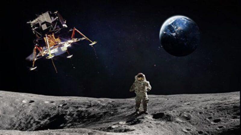 NASA新专利:最省力的登月路线